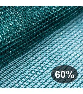 Siatka cieniująca 60%  3m x...