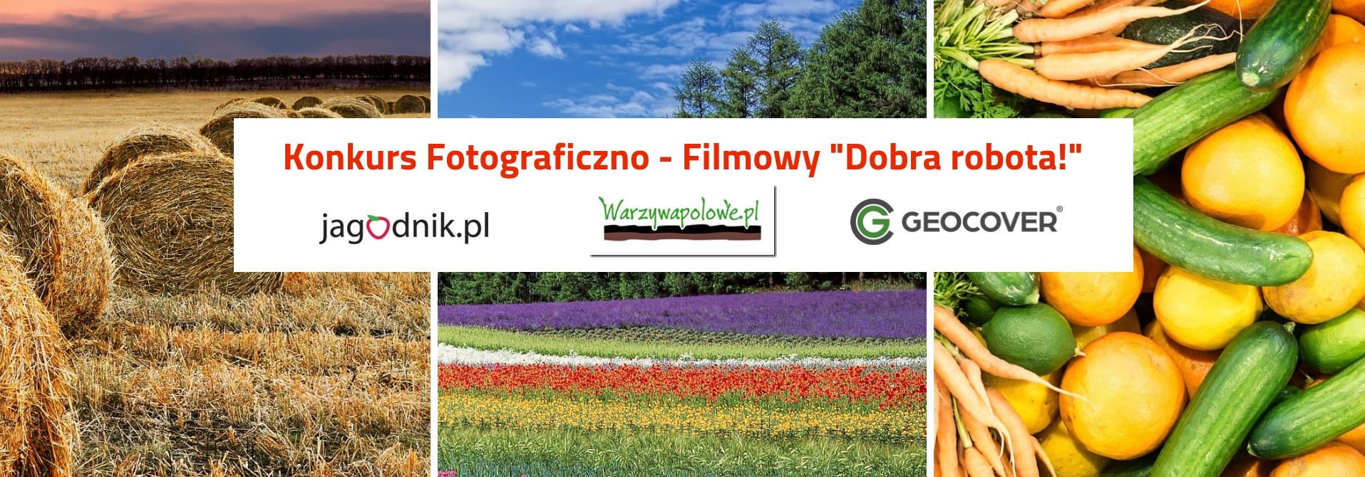 """Konkurs Fotograficzno – Filmowy """"Dobra robota!"""""""