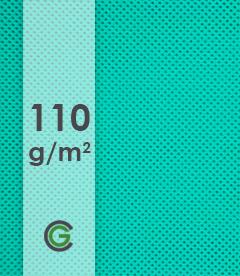 P110g/m2 zielona
