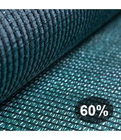Siatki cieniujące 60% zacienienie